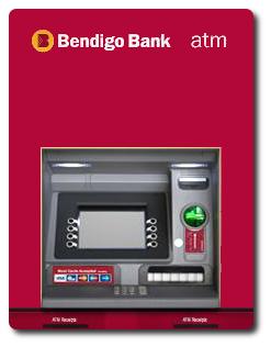Bendigo Bank ATM