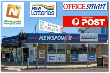 Batehaven OFFICEsmart, Newsagency & Licenced Post Office