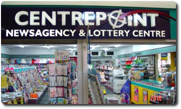Centrepoint Lottery Centre & Newsagency