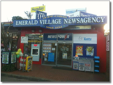 Emerald Village Newsagency