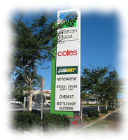 Gatton Plaza