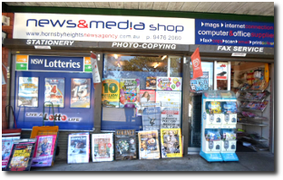 Hornsby Heights Newsagency