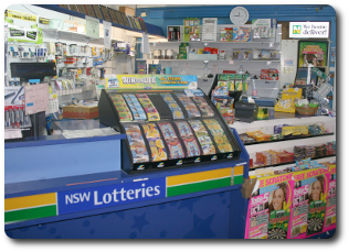 Oak Flats Newsagency
