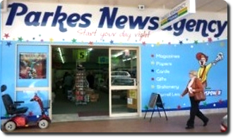 Parkes Newsagency & Officesmart