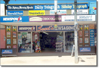 Searls Newsagency &  OFFICEsmart