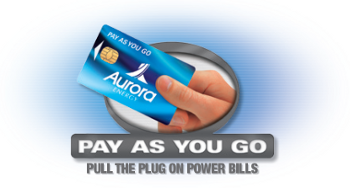 Aurora Energy PAYG