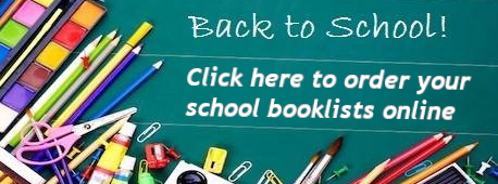 Back to School Booklists