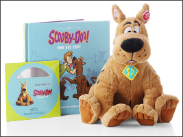 Scooby-Doo Interactive story buddy