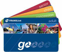 Translink go card