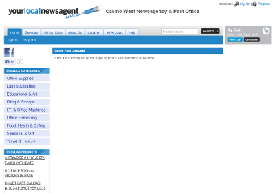 casino west newsagency for sale